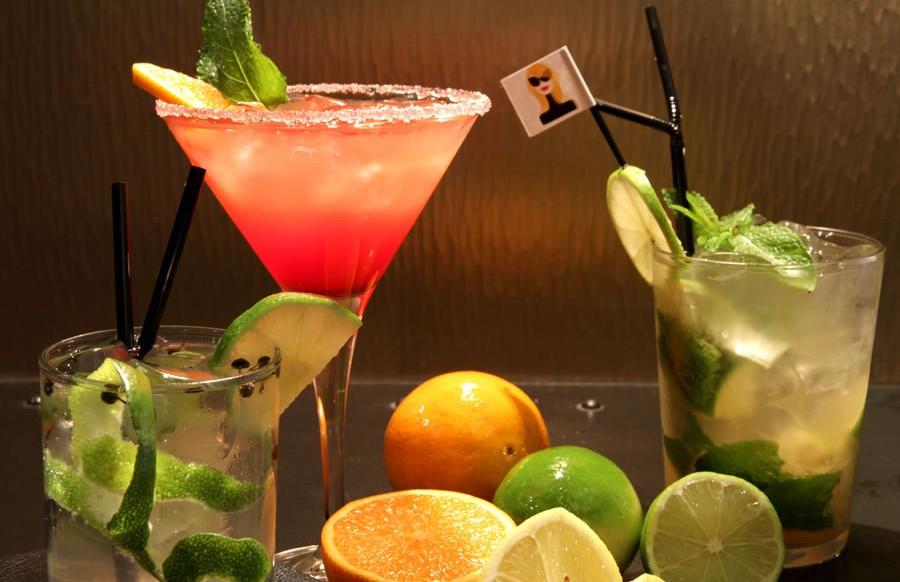 Gin tonic, Margarita y Mojito