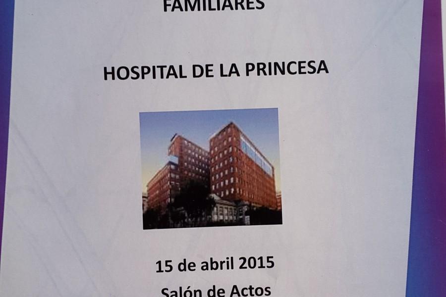 Catering Hospital de La Princesa 2015/04/15
