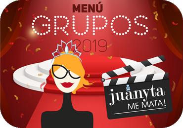 Menús Grupo 2019