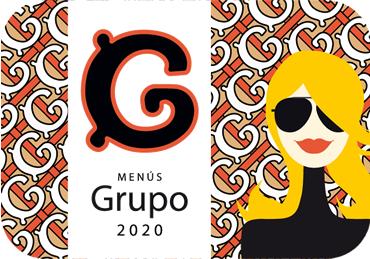 Menús grupo 2020
